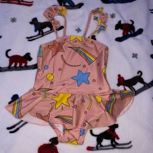 Other - Toddler space dress